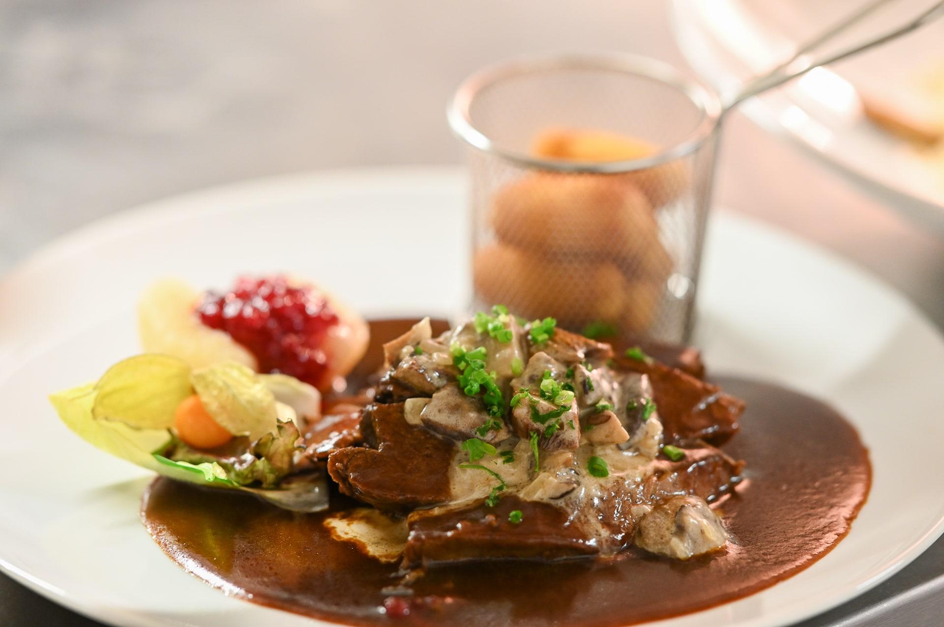 Restaurant Seeterrasse Salzgitter - © Daniel Salinger