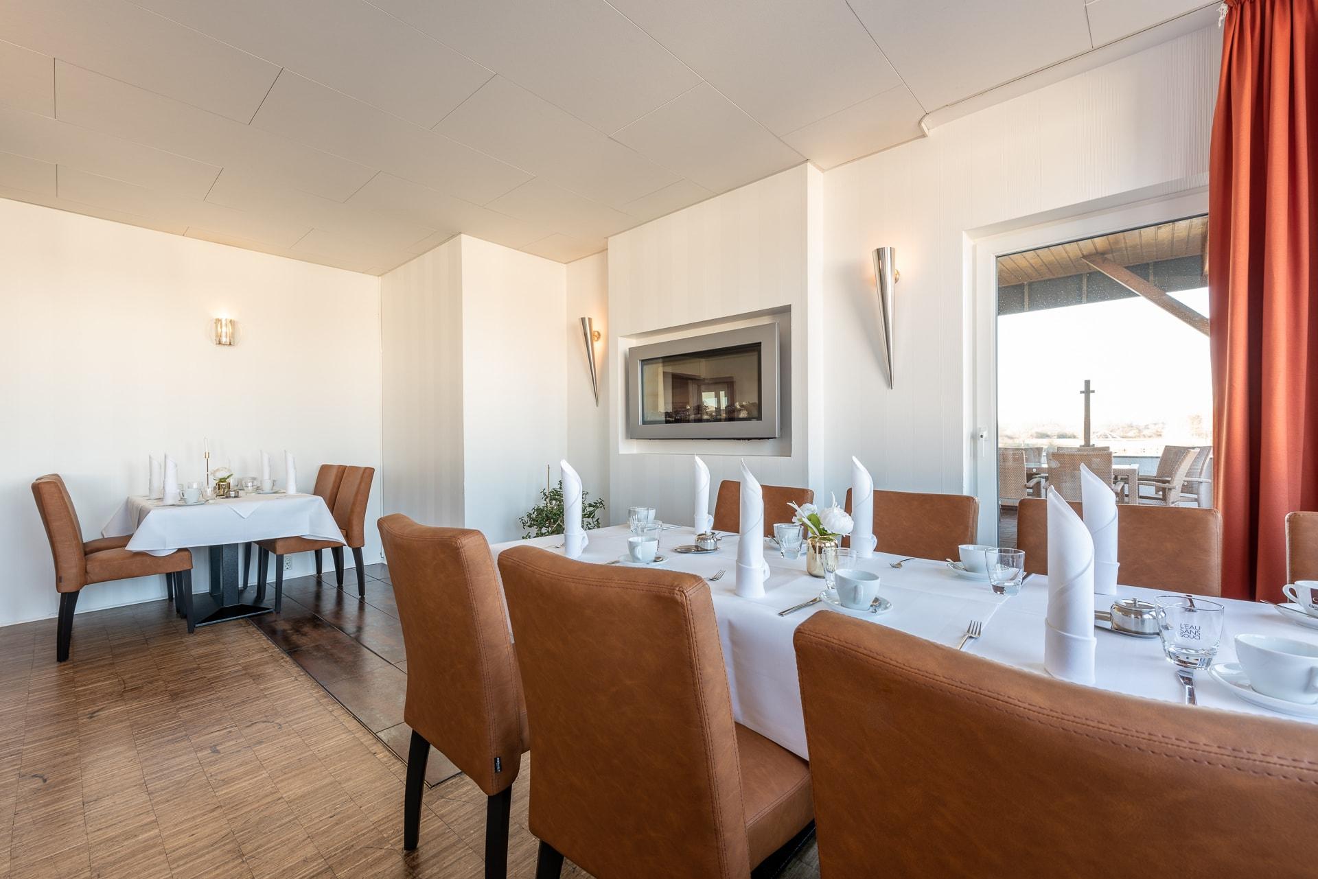 Restaurant Seeterrasse Salzgitter Interior - © Daniel Salinger